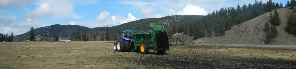 SYLVIS is directly involved in the management of biosolids generated from over 4 million people.
